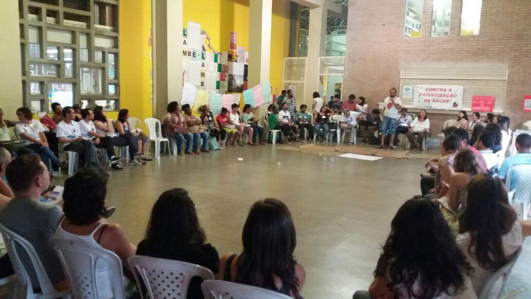 Cumprindo nosso papel social – Integração da ASSETANS com o Fórum de Saúde do Rio de Janeiro