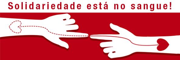 Campanha de doação de sangue
